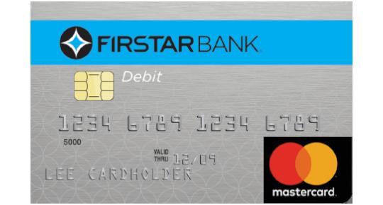 Standard Debit Card